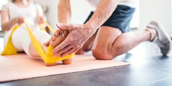 Individuálne rehabilitačné cvičenie s fyzioterapeutom a liečebná masáž rehabilitačnými technikami/Bratislava - Ružinov