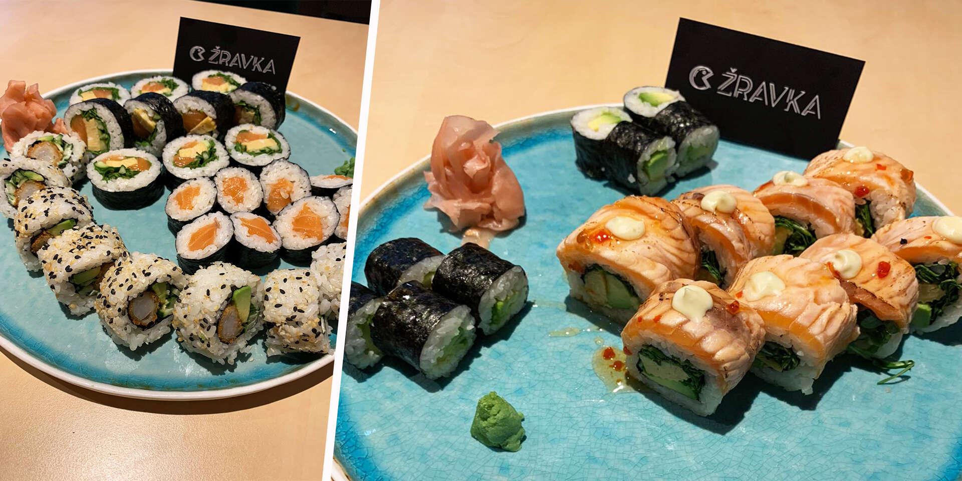 Žravka Bistro: Miesto, kde aj sushi dostáva štýl