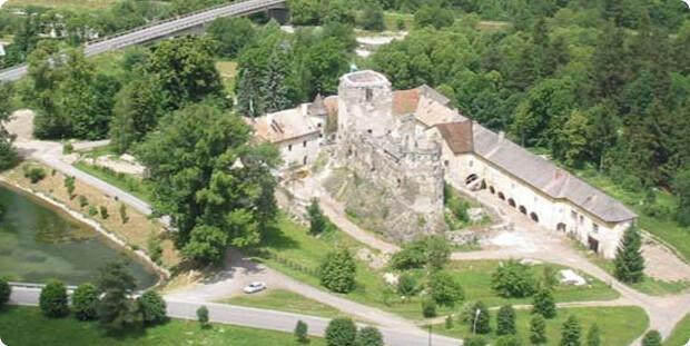 Ubytovanie v Chateau Grand Castle