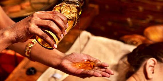 Thajská olejová aromatická masáž v Siam Retreat Thai Massage/Banská Bystrica