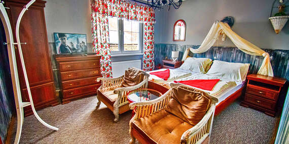 Krása Belianskych Tatier s ubytovaním a množstvom zliav pre 4 - 5 osôb v penzióne Šilon / Belianske Tatry - Ždiar
