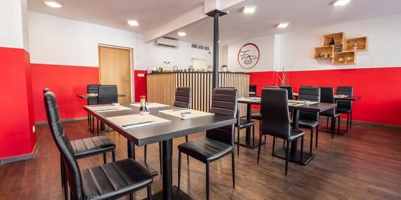 Fugu Sushi – 14 alebo 34 kúskov v novej prevádzke v Starom Meste/Bratislava – Staré Mesto