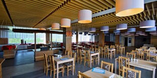 Reštaurácia horského hotela Jelenovská