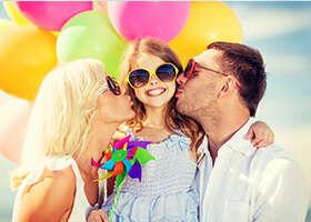 Deň detí si môžu užiť aj rodičia. Vieme, ako na to!