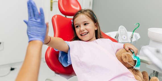 Dentálna hygiena pre deti s inštruktážou pomôcok + detská kefka a diplom zadarmo/Bratislava – Petržalka – Vienna Gate