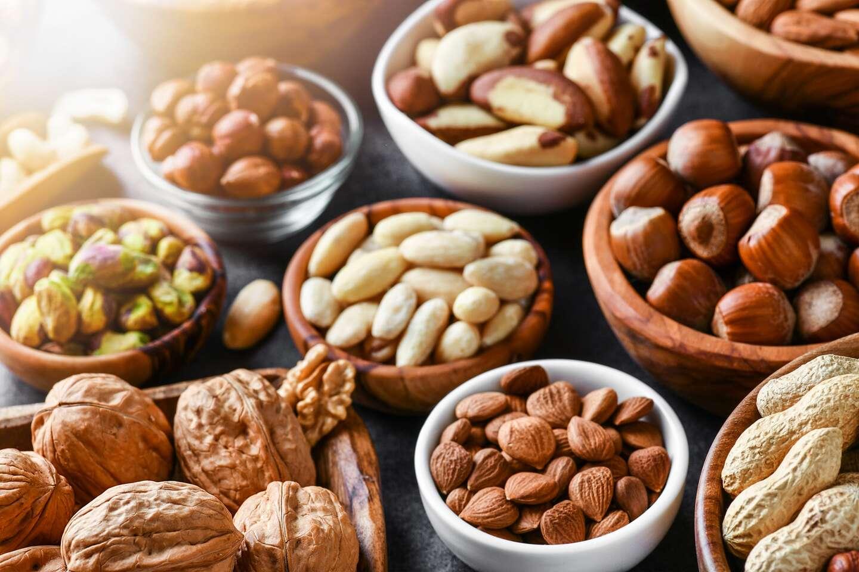 Orechové pasty v RAW kvalite: sezamová, mandľová, arašidová, z ...