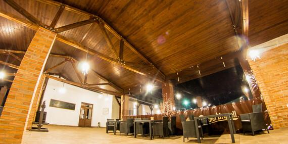 Vinařský pobyt na Moravě pro dva s polopenzí: varianty s wellness, degustací i komentovanou prohlídkou vinařského muzea/Zlínský kraj - Boršice