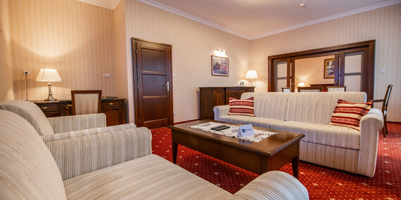 Luxus v GRAND HOTELI BELLEVUE**** s polpenziou a novým wellness/Vysoké Tatry - Horný Smokovec