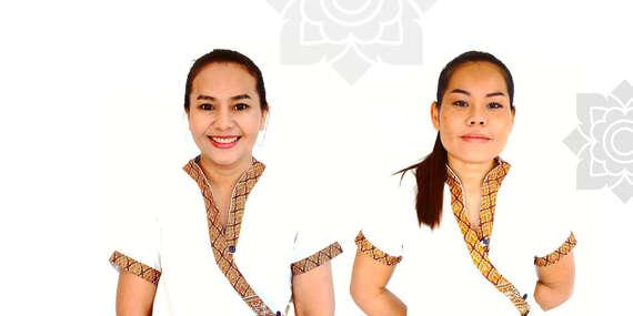 Tradičná thajská masáž s originál thajskými masérkami s mnohoročnými skúsenosťami/Nitra - Staré Mesto