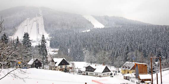 Užijte si zimu v penzionu Eden s polopenzí a obklopeni malebnou přírodou Harrachova / Krkonoše - Harrachov