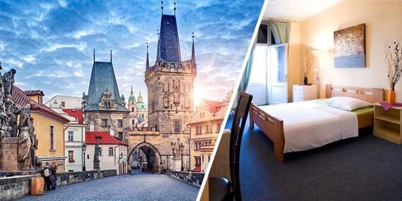 Cenovo nenáročné ubytovanie v Prahe – len 5 minút pešo od Václavského námestia/Praha