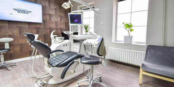 Dentálna hygiena a bielenie zubov, objednávanie opäť spustené/Bratislava – Staré Mesto