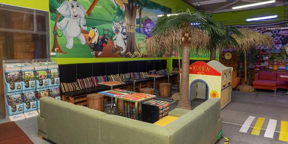 Neobmedzená zábava pre vaše deti v rodinnom zábavnom centre KONGO/Žilina