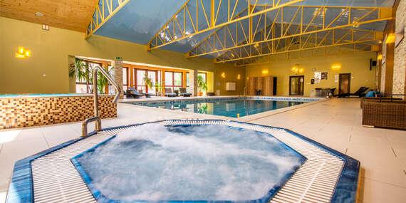 Relaxačný pobyt v lesnom prostredí vo Wellness Hoteli Spark**** na Záhorí / Malacky