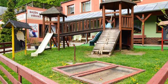 Wellness bez omezení a prosluněná příroda CHKO Bílé Karpaty z hotelu Filipov*** s platností až do října 2020/Jižní Morava - Javorník nad Veličkou
