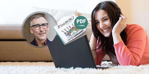 Motivácia pre každého až na 5 mesiacov alebo online tréning Obchodnícky reštart od obľúbeného Petra Urbanca/Slovensko