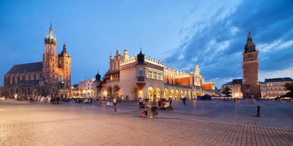 Cenovo nenáročné ubytovanie v Krakove s voľným vstupom do bazéna a platnosťou do konca roka/Poľsko - Krakov