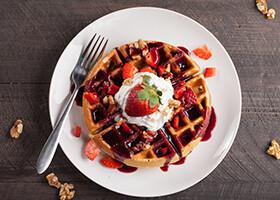 Zaujímavá belgická kuchyňa: To nie sú len waffle a pralinky