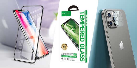 Ochráňte svoj iPhone s prémiovým tvrdeným sklom Hoco (3x odolnejšie ako bežné)/Slovensko