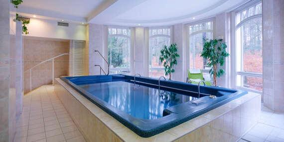 Lázeňská atmosféra v centru Mariánských Lázních s ubytováním v hotelu Westend**** s polopenzí, saunou i procedurami s platností až do listopadu 2020 / Mariánské Lázně