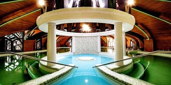 Wellness Hotel Aphrodite**** s polpenziou a perfektnou polohou len 90 m od známych kúpeľov Zalakaros/Zalakaros - Maďarsko