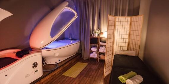 Relaxační wellness balíček pro dva s procedurami dle vlastního výběru ve studiu Owell v Praze/Praha 5 - Motol