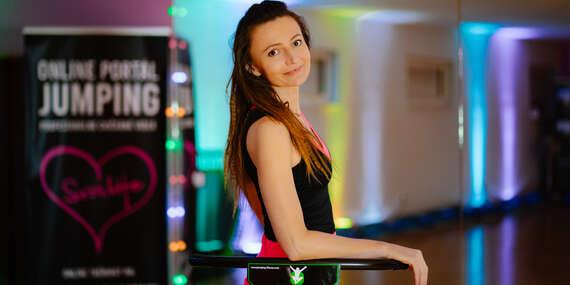 6-mesačný prístup k online cvičeniu - jumping, pilates, joga/Banská Bystrica