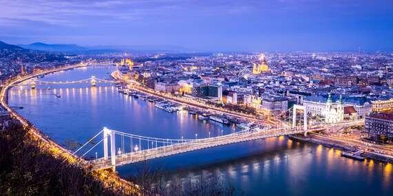 Pobyt s raňajkami v štýlovom Soho Boutique Hoteli**** v samotnom centre Budapešti/Maďarsko - Budapešť