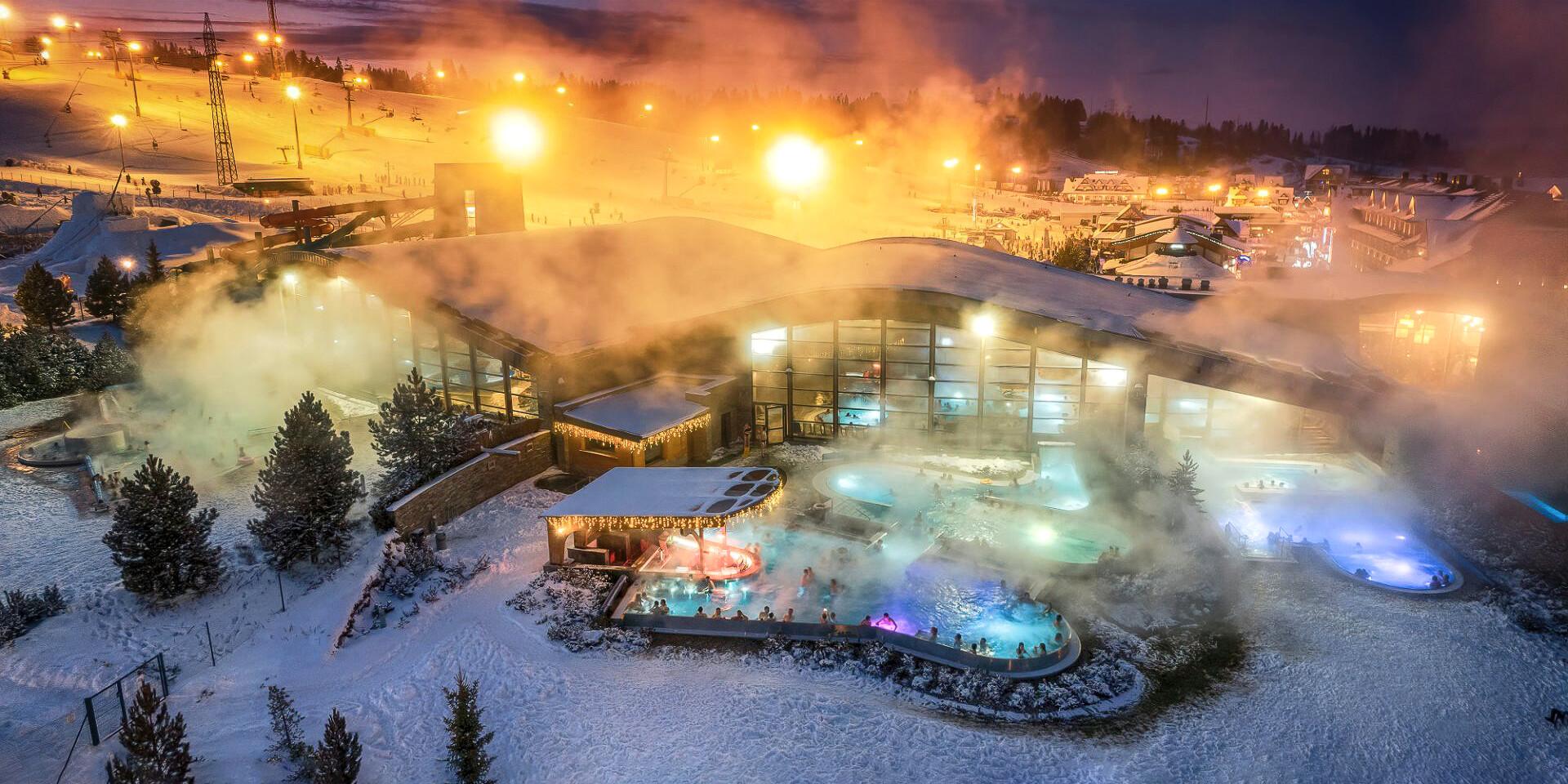 Celodenný vstup do TERMA BANIA - obľúbený aquapark hneď vedľa lyžiarskeho svahu