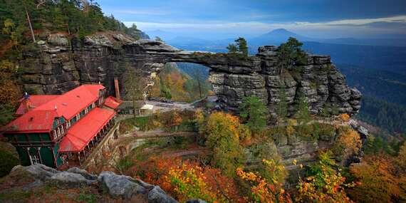 Oblíbený pobyt na hradě Tolštejn v Českém Švýcarsku na 2 noci až do října 2021/Lužické hory - Jiřetín pod Jedlovou