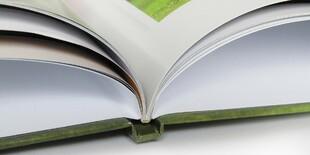 O svou knihu se nemusíte bát díky lepené sešitové vazbě