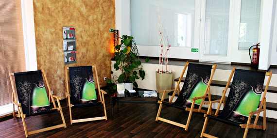 Neomezené wellness až do června 2020 na jihu Čech s polopenzí v Hotelu Lucia/Jižní Čechy - Veselí nad Lužnicí