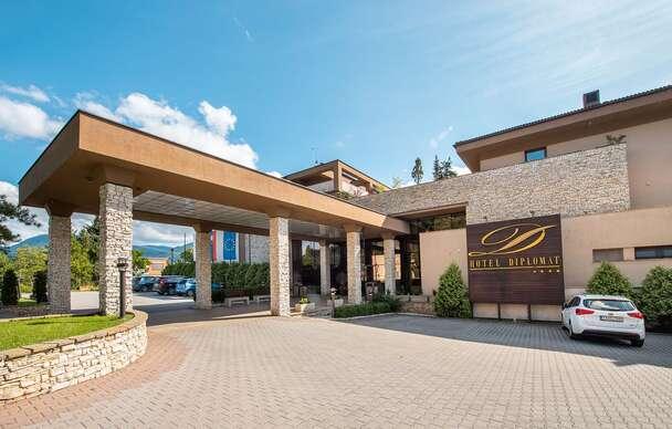 Zima vo Wellness Hotel Diplomat****