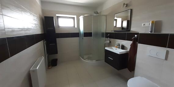 Dovolená jen 500 metrů od termálního koupaliště Bešeňová v apartmánu Arlan Bešeňová/Liptov - Bešeňová