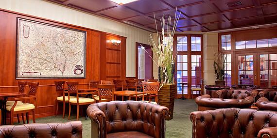Oddych v tichom prostredí lesoparku v Hoteli sv. Ludmila**** so vstupom do wellness/Skalica