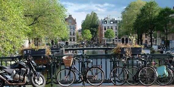 Zájezd do květinového parku Keukenhof, oblíbeného Amsterdamu i zapomenutého světa Zaanse Schans s CA Expresbus/Amsterdam