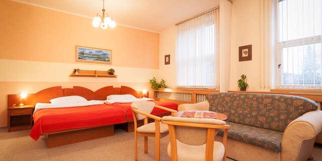 42% Morava: 3–6  denní pobyt pro DVA v Hotelu Baťov**…