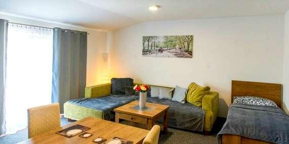 Rodinná dovolenka vo Valčianskej doline v izbách alebo apartmánoch Pohoda/Valčianska dolina