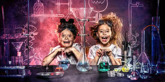 Denný letný tábor Malý vedec – pre deti od 5 do 12 rokov/Slovensko
