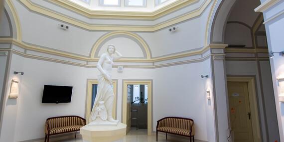 Liečivé rímske 4* kúpele v Slovinsku s polpenziou pre dvoch počas celého roka 2020/Slovinsko – Rimske Toplice