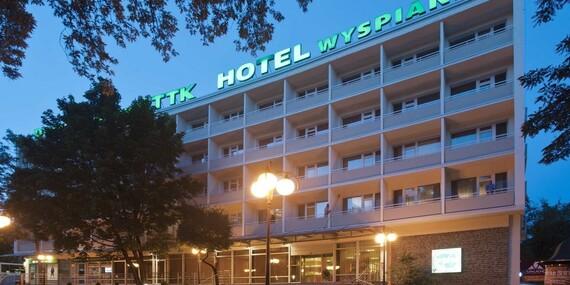 Hotel Wyspianski *** v centru Krakova jen 5 minut chůze od hlavního náměstí/Polsko - Krakov