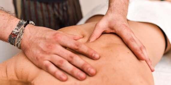 Aromaterapeutická alebo klasická masáž/Bratislava - Petržalka