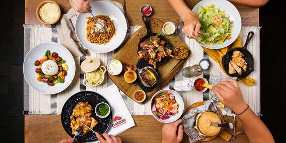 El Gaucho: Jeden z najlepších steakov v meste – poukážka, ktorá platí aj na take away/Bratislava - Staré Mesto