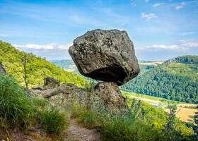 13 prírodných divov Slovenska