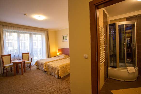 Dovolenka na krásnom mieste s ubytovaním a mini SPA v poľskom hoteli Beata***.