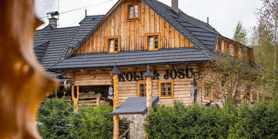 Májové víkendy na čerstvom vzduchu na Orave s ubytovaním v Kolibe alebo Penzióne JOSU / Orava - Zuberec