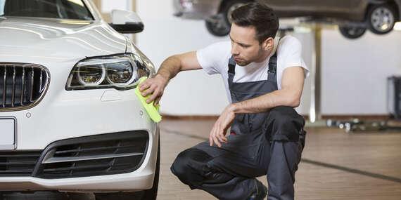 Kompletné ručné umytie auta, tepovanie alebo dezinfekcia ozónom/Žilina
