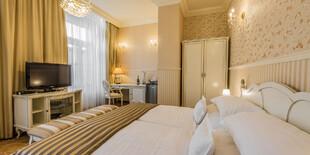 DeLuxe izba v GOLDEN ROYAL Boutique hotel & SPA****