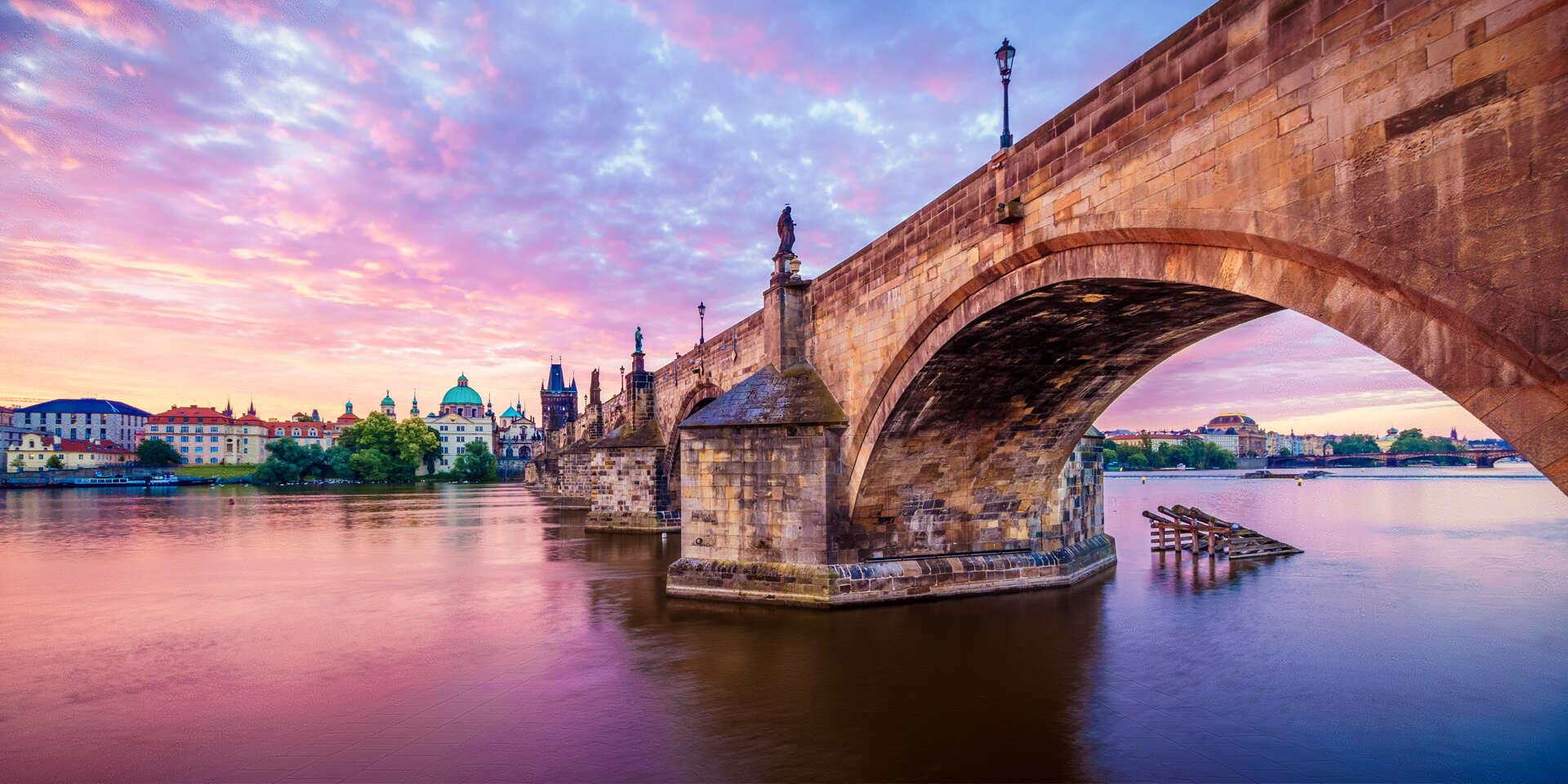 Hotel Olympik**** v pokojnej časti Prahy s raňajkami a ideálnym pr...