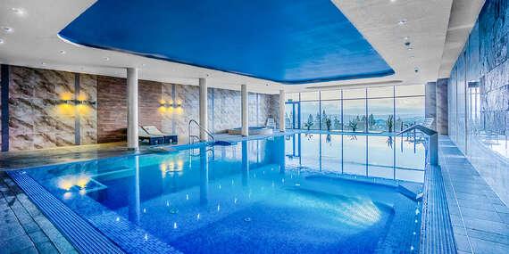 Hotel Bachledówka & SPA***: Polpenzia a neobmedzený relax v bazéne s panoramatickým výhľadom Tatry/Poľsko - Ciche